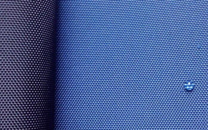 420D oxford fabric pu coated