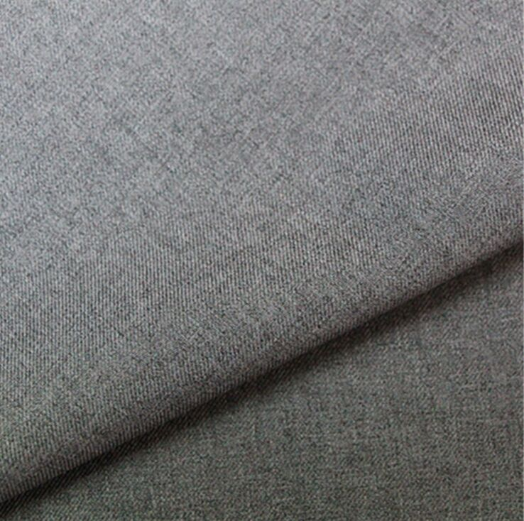 Polyester two tone fabric for outdoor sofa