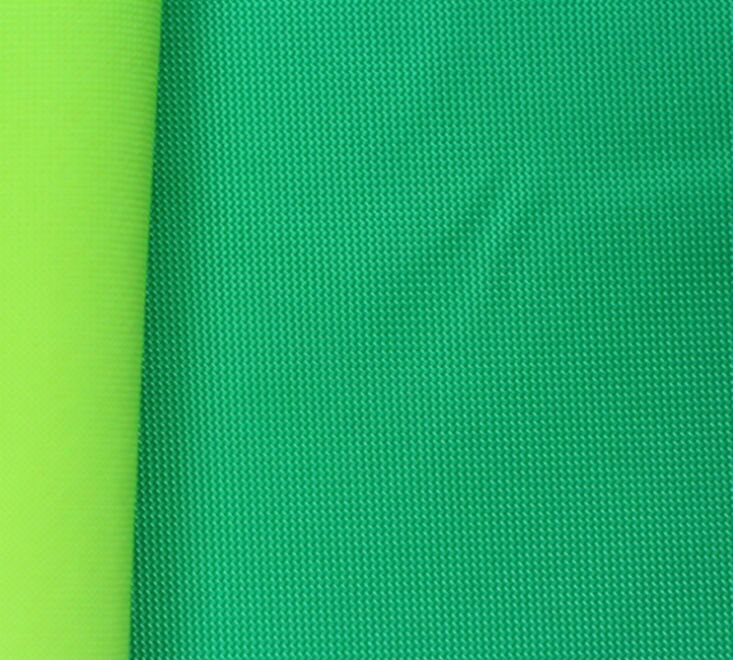 Nylon 210D oxford fabric pvc coating flame retardant